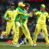 पहिलो ओडिआईमा अस्ट्रेलिया विजयी