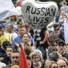 रूसमा नाभाल्नीको समर्थनमा प्रदर्शन, दर्जनौ पक्राउ