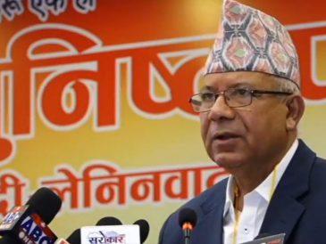 माधव नेपाल पक्षको अडानः ओली २०७५ जेठ दुईमा नफर्किए आजै सामूहिक राजीनामा