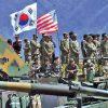 दक्षिण कोरिया र अमेरिकाबीच सैनिक खर्चमा सहमति