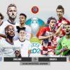 युरोकप २०२०: इंग्ल्यान्डलाई क्रोएसियाको चुनौती