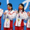 टोकियो ओलम्पिकमा ४० पदकसहित चीन शीर्ष स्थानमा