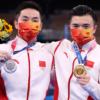 पदकतालिकाको शिर्षस्थानमा चीन यथावत