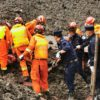 Four rescued, several missing after mudslide hits China's Sichuan